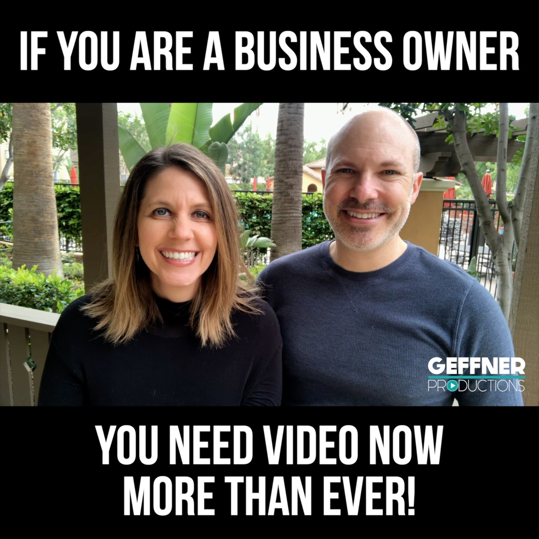 You Need Video Now More Than Ever